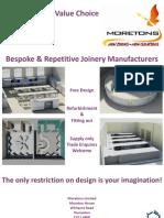 Moretons Catalogue 2010