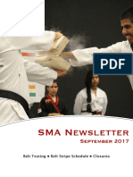 Sep '17 Newsletter