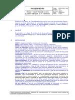 Ddclt-po-lt-010 01 Trazo y Replanteo Líneas Subterráneas Alta Tensión