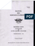 Manuel Des Services d'Aeroport