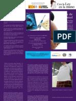 Trifoliar Ley de planificación familiar ( Guatemala)