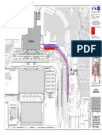 New proposed TRAX alignment at expanded Salt Lake City International Airport