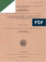 HYD 510 Bureau of Reclamation Hydraulics
