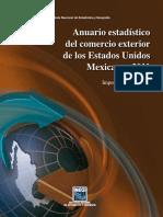 Comercio Exterior Importación 2011