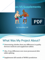 Medicines VS Supplements Presentation Final.pptx