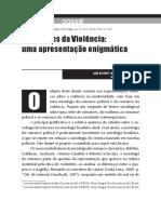Tavares Dos Santos-Figurações Da Violência