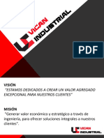 CV VICAN Industrial