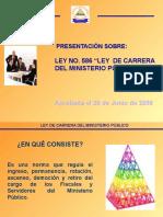 Presentación Sobre La Ley de Carrera Fiscal (260606)
