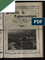 Brazila Esperantisto, Junio-septembro 1923