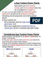 Brayton Gas Turbine Cycle(1)