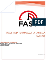 Empresa TaxiFast