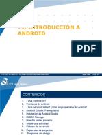 Introducción a Android.odp