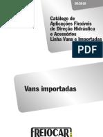 Vans e Importados Direção Hidráulica