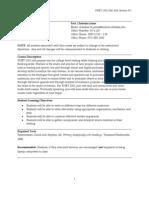 UT Dallas Syllabus for rhet1302.011.10f taught by Christine Renee Jones (chj090020)