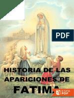 Historia de Las Apariciones de - ICAR