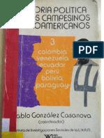Historia Politica de Los Campesinos Latinoamericanos