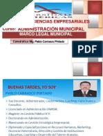 Sesion 1 - Marco Legal Municipal