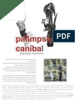 Enrique Chagoya Palimpsesto Canibal 3
