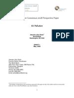 PP Air Pollution - Shah[1]