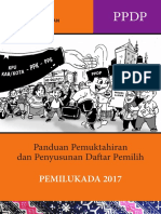 Panduan PPDP Pemilukada 2017