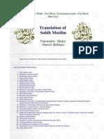0834-0893 Sahih Muslim Hadith En