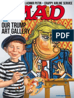 MAD Magazine Issue 547 October 2017