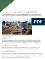 PRESENTACIÓN JUN 2017 Por Qué El Perú Sigue Cayendo en Competitividad