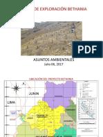 Asuntos Ambientales - Julio 2017
