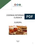 Fichas Técnicas Europa