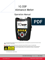 1G DSP Operation Manual 071816 Rev 2