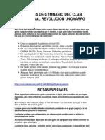 Lideres de Gymnasio Del Clan Szpectral Revolucion Unovarpg-2-1-1