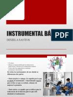 Instrumental basico odontologico
