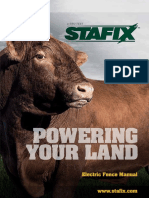 Stafix Electric Fencing Manual