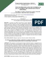 Controle Estatístico de Processo Aplicado Às Perdas No Sistema de Trilha Na Colheita Mecanizada de Tomate Industrial