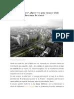 """""""Puerto Del Futuro"""", El Proyecto Para Integrar El Río Moscova a La Vida Urbana de Moscú"""