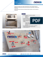 Nessco High Pressure Bench