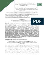 Desenvolvimento e Validação de Um Torciômetro Para Determinação Do Torque Nos Rodados Motrizes de Tratores Agrícolas