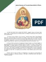 Consagracion Corazon Inmaculado