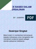 EVIDENCE BASED DALAM PERSALINAN.ppt