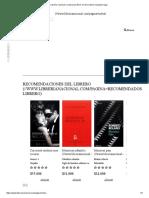 Librería Nacional _ Compra Tus Libros en Linea Desde Cualquier Lugar