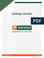 Catalogo de Produtos Perfinasa 2016