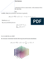 Lecture MultiVariate Distributions