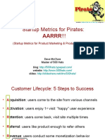 Startup Metrics for Pirates Long Version463