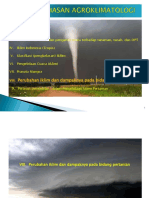 Xv. Perubahan Iklim