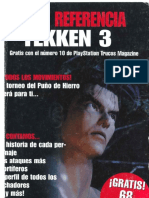 PSX Magazine Trucos 10 Guia Tekken 3
