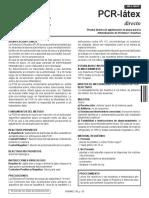Pcr Latex Directo Maxi Sp