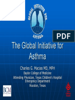 GINA Asthma Guide
