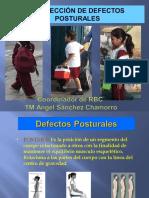Deteccion Defectos Posturales EXPOSICION