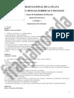 Derecho Politico Catedra 1