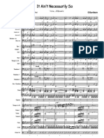 1 It Ain't Necessarily So Score and Parts - Copie (Glissé(e)s)